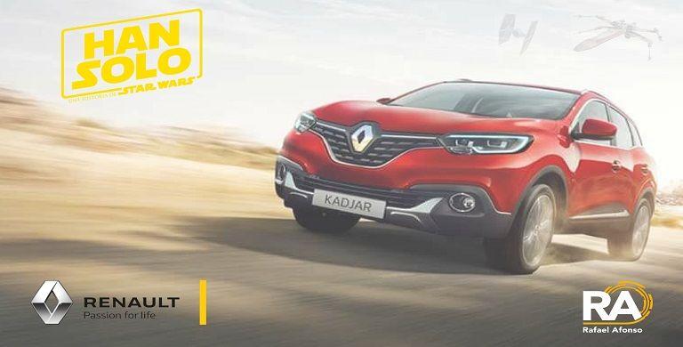 ¡Gana premios exclusivos de la película gracias a Renault KADJAR!