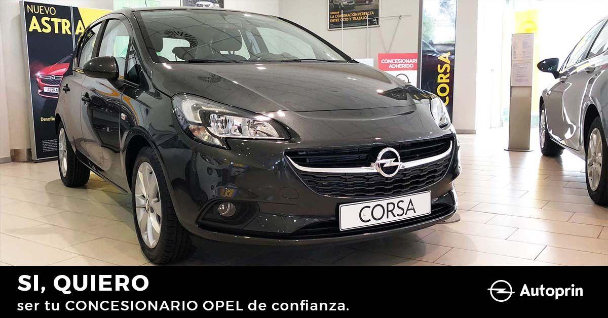Renueva tu coche y llévate un Opel Corsa desde 8€ al día