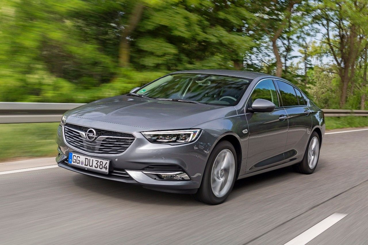 El Opel Insignia encabeza la ofensiva a la futura normativa europea