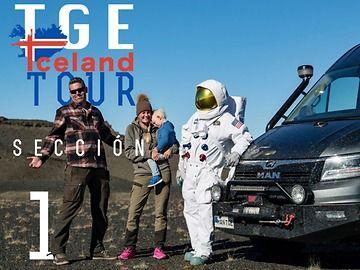 MAN TGE 4x4 protagoniza una gran aventura en Islandia