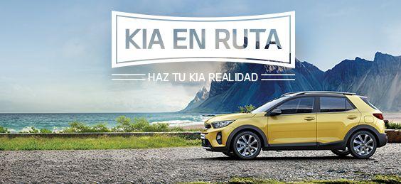Bienvenido a la manera más emocionante de probar un Kia