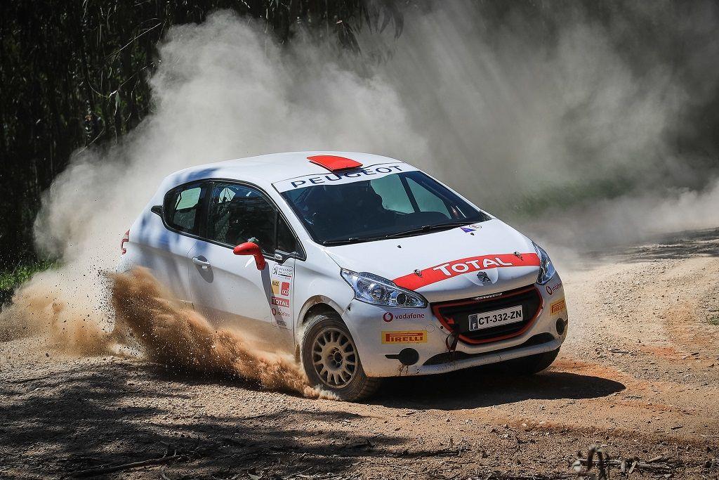 21 Peugeot 208 R2 lucharán por la victoria en la carrera inaugural de la temporada