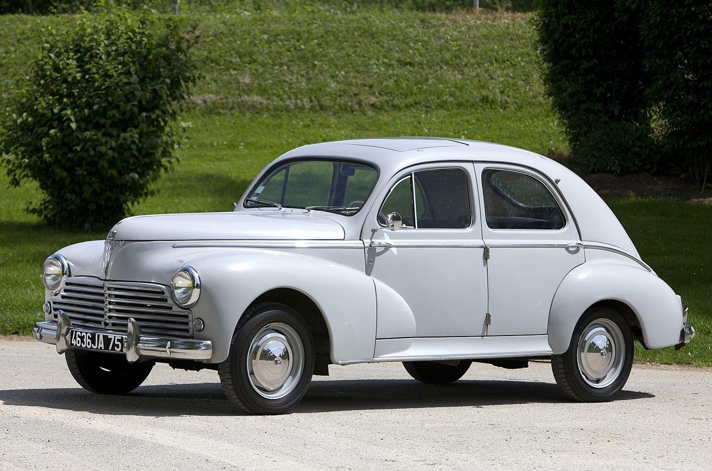 El Peugeot 203, protagonista del renacimiento de la Marca en la Posguerra, cumple 70 años