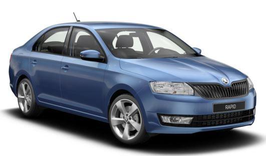 Škoda Rapid desde 12.090€