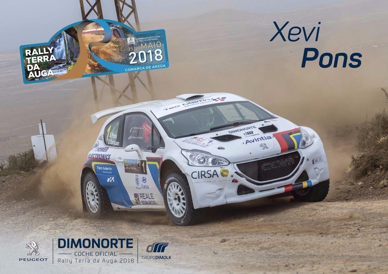 Este Jueves 24 en Area Central, ven a la firma de autógrafos de Xevi Pons en el stand Peugeot Dimonorte