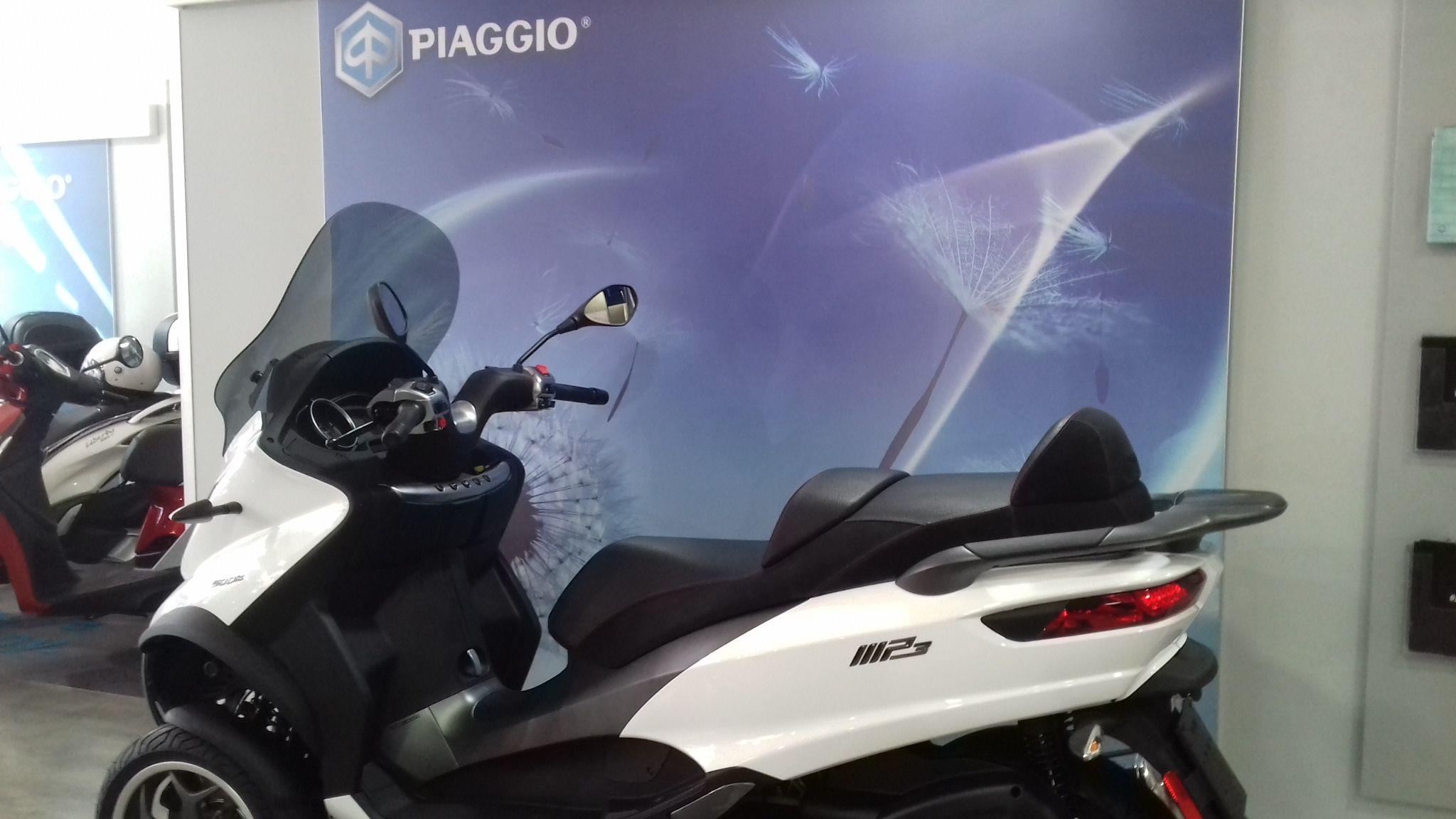 Piaggio Mp 3 500 al mejor precio. Ahora en oferta: 8.499 €