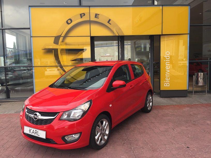 Oferta Opel Karl Selective por 8,900€