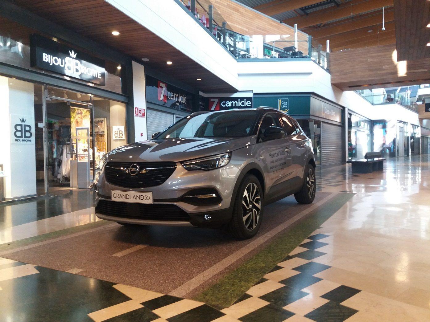 Huertas Auto acerca a sus clientes el nuevo Opel Grandland X.
