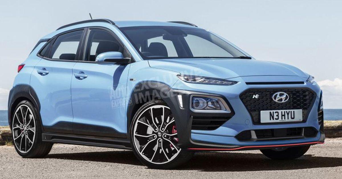 La versión deportiva N podría llegar al Hyundai Kona