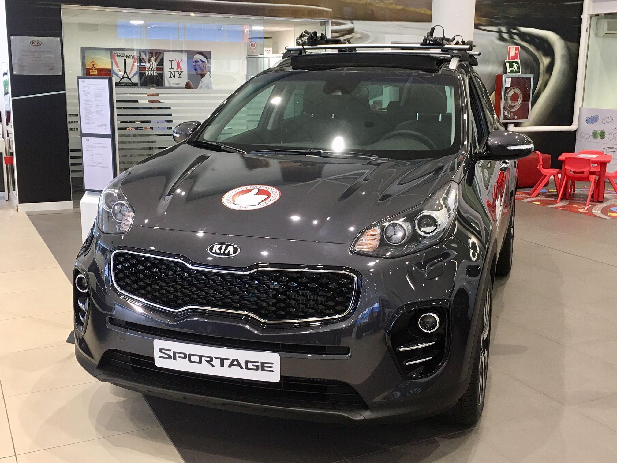 Oferta Kia Sportage X-Tech gasolina 136 CV por 19.690€