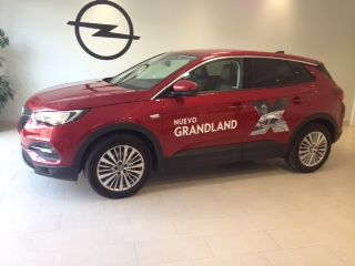 Nuevo Opel Grandland X Excellence 1.6 120cv diesel por 21300€ solo 2000kms.