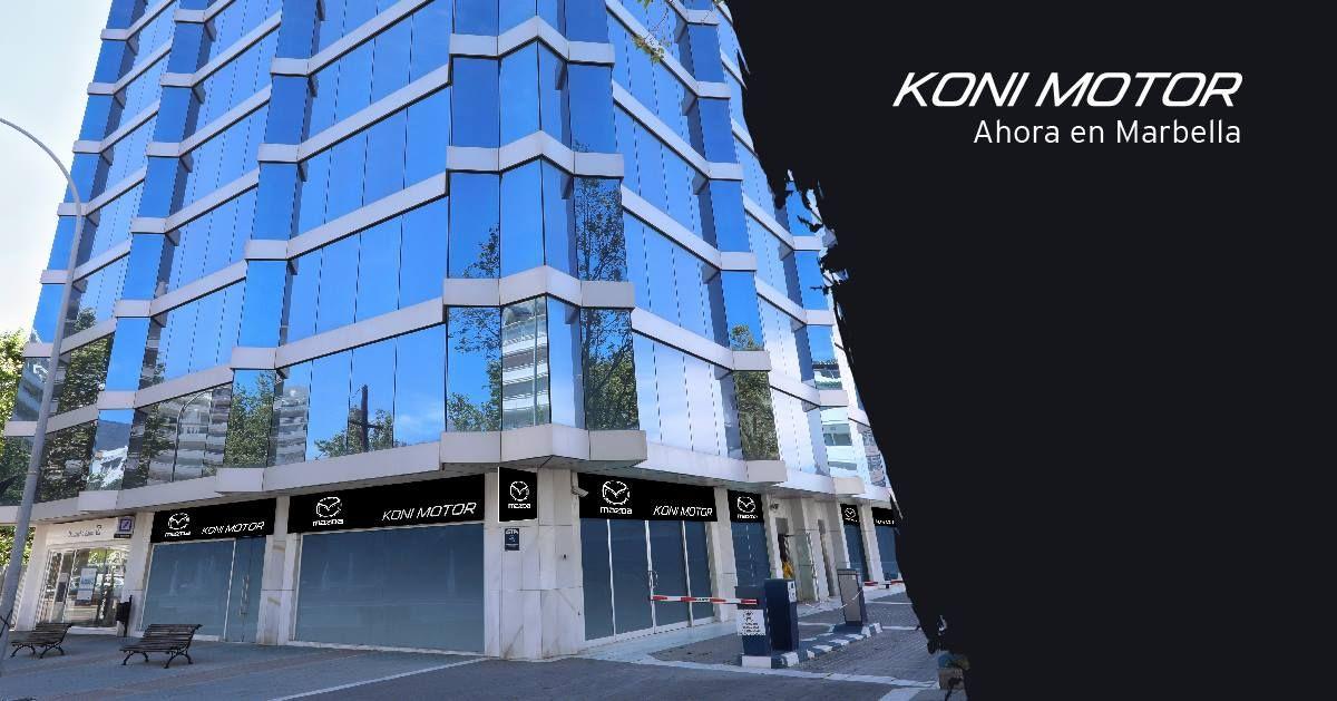 Koni Motor llega a Marbella