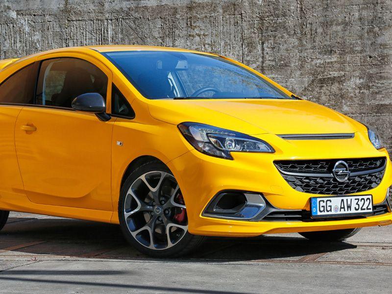 Diseño y motor deportivo en el nuevo Opel Corsa Gsi
