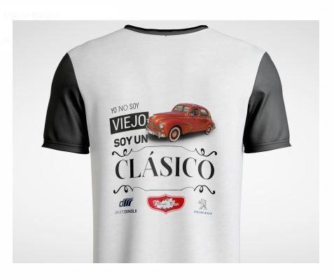 Peugeot Dimolk apoya el IV Classic Car de Carballo