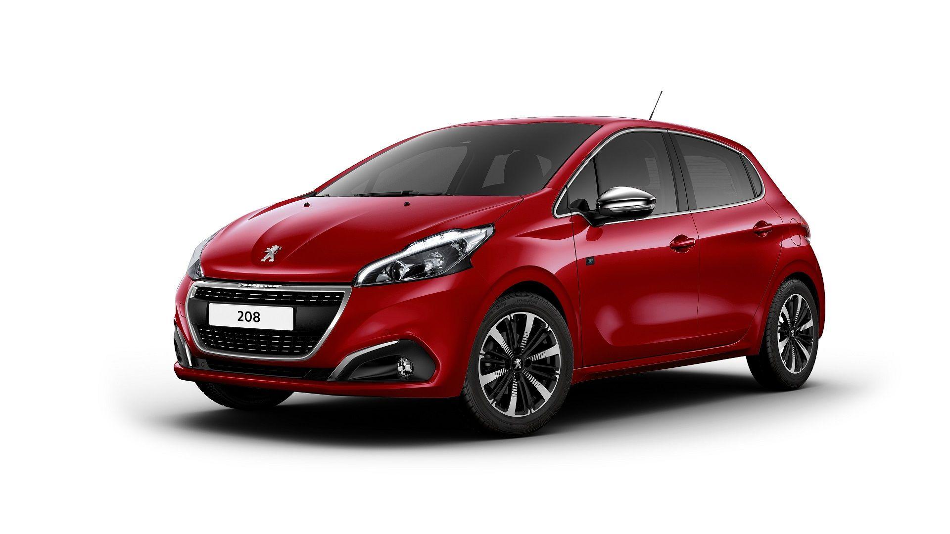 El Peugeot 208 exprime su potencial tecnológico con la serie especial Tech Edition