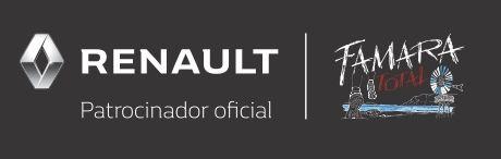 RENAULT JUAN TOLEDO, PATROCINADOR OFICIAL DE LA CARRERA RENAULT FAMARA TOTAL 2018