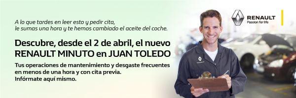 INAUGURACIÓN TALLER RENAULT MINUTO LANZAROTE