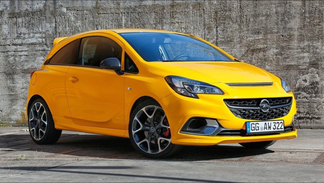 Nuevo motor para el Opel Corsa GSi