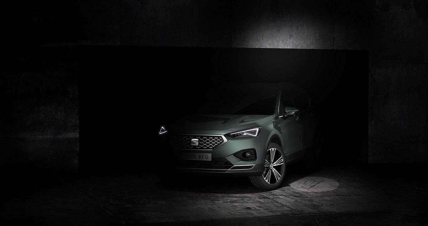 SEAT Tarraco: El nuevo SUV de SEAT se presenta en septiembre