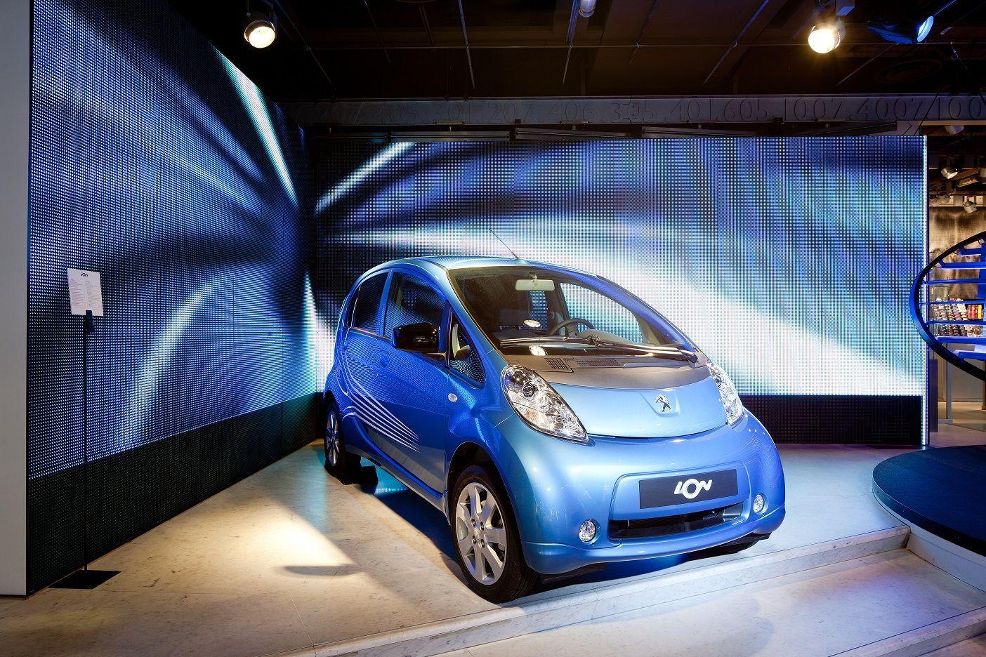 Groupe PSA presenta en el VEM su gama más completa cero emisiones