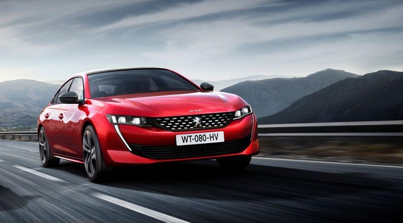 Ya puedes configurar, a tu gusto, el nuevo Peugeot 508