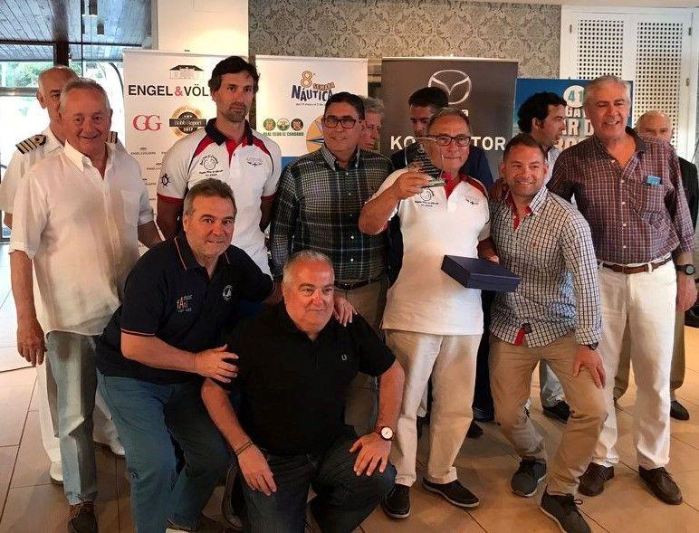 Koni Motor en la XLI Regata Mar de Alborán del Real Club El Candado