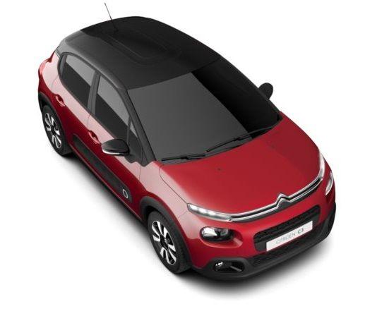 ¡Oferta limitada! Citroën C3 PureTech 82 Feel por solo 139€ al mes y sin entrada