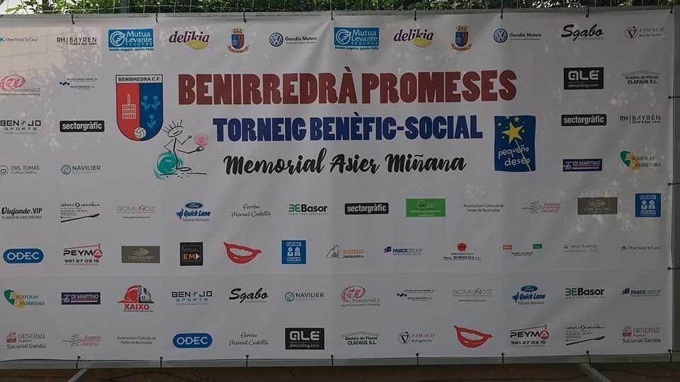 II Torneig Benèfic-Social Benirredrà Promeses