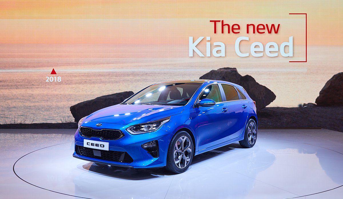 El Nuevo Kia Ceed llega con importantes mejoras.