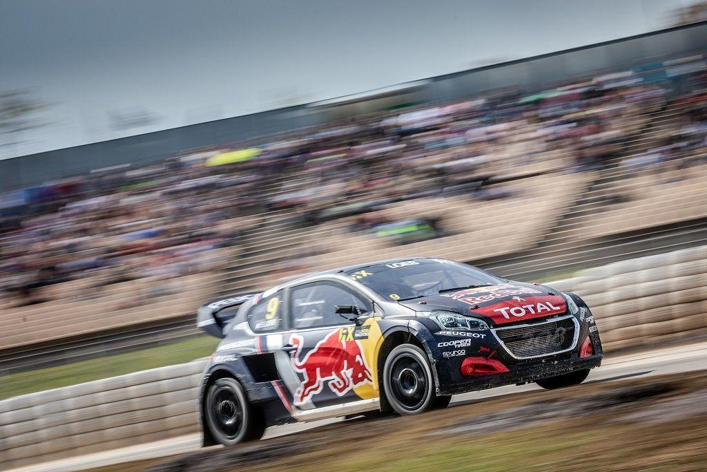 El Team Peugeot Total pone rumbo al infierno noruego de Hell
