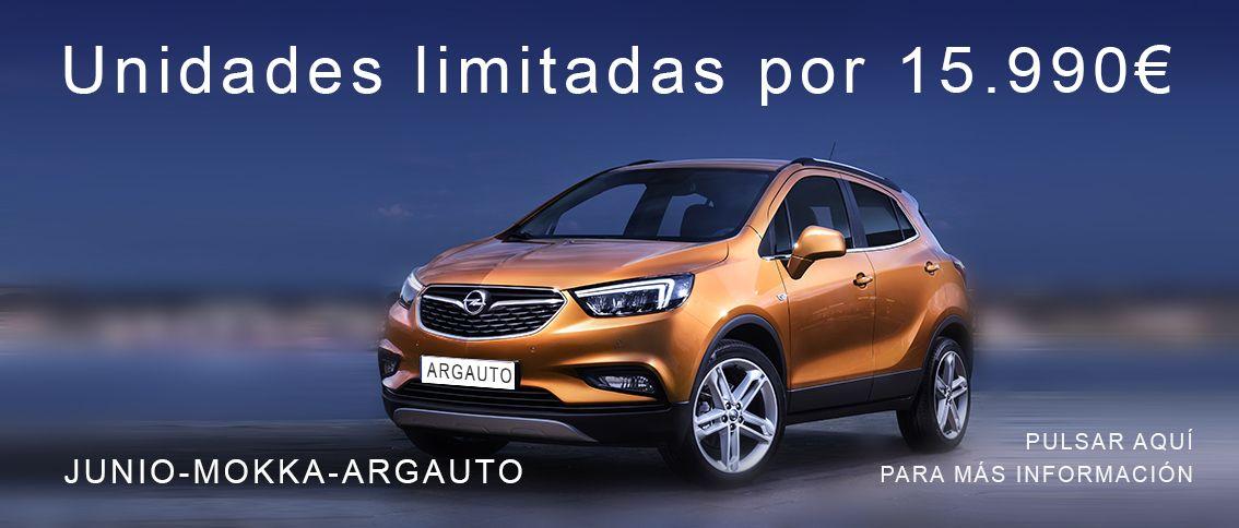 10 uds de Opel Mokka por 15.990€!!!!