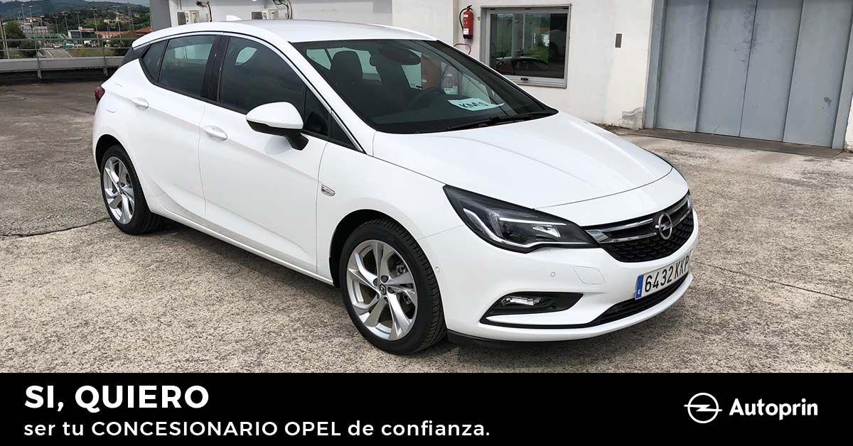 ¡Un Astra Dynamic por 376,20€ al mes sin entrada ni cuota final!