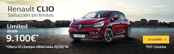 Renault Clio Oferta Junio