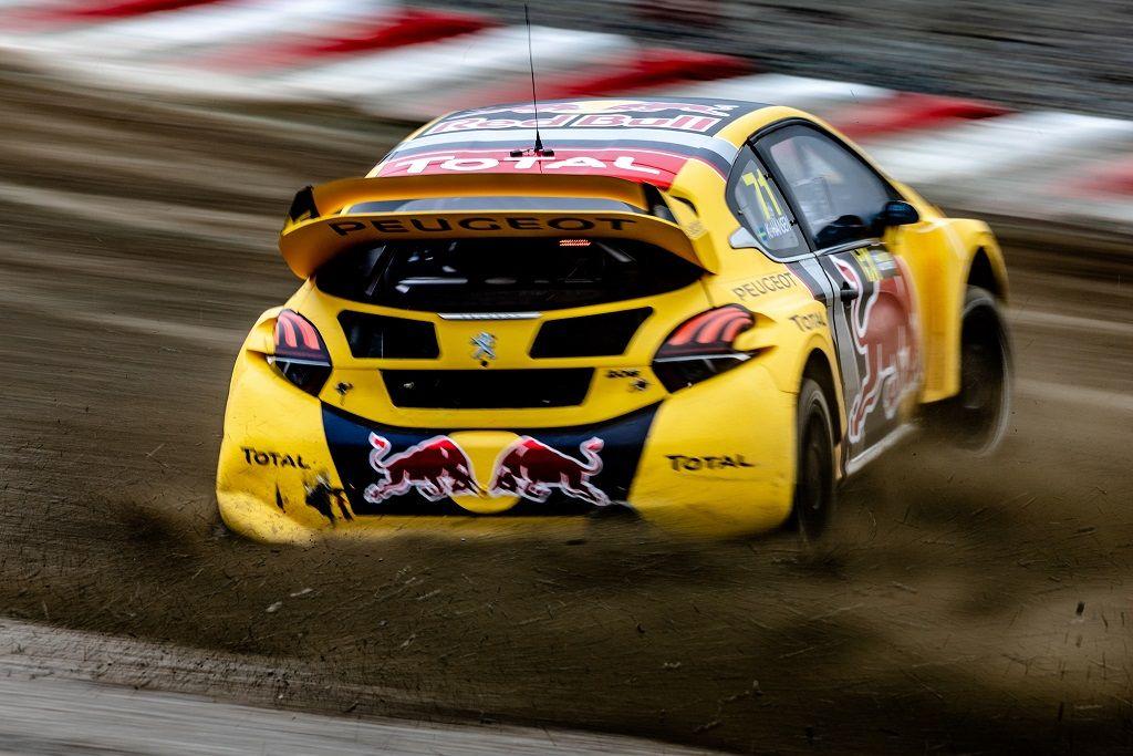 El Team Peugeot Total, a las puertas del podio tras una carrera implacable en Noruega