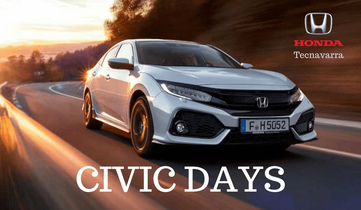 Llévate un Honda Civic a estrenar con 5.000€ de descuento
