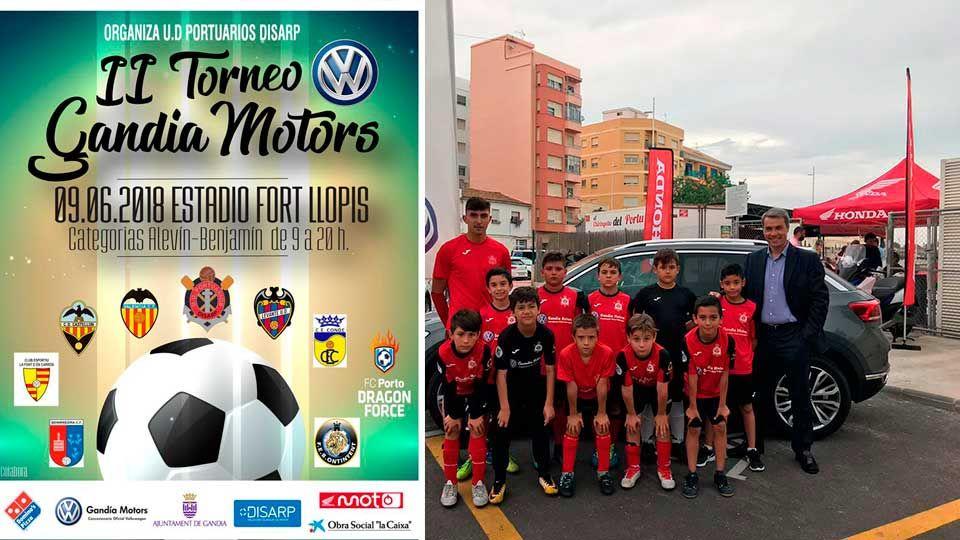 II Torneo Gandia Motors