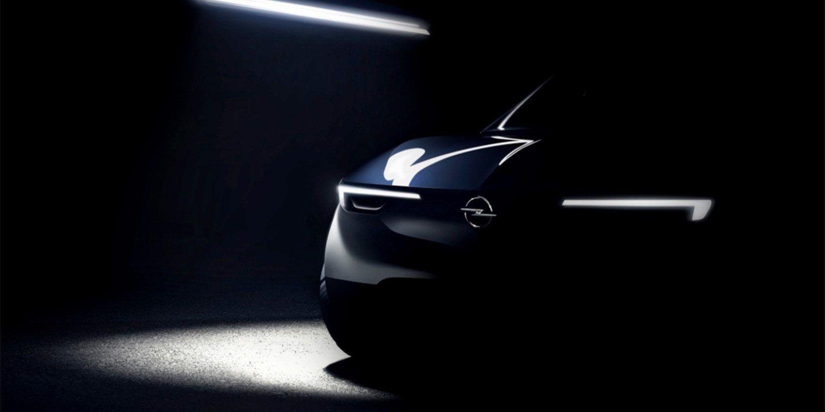 Opel contará en 2020 con un Corsa eléctrico