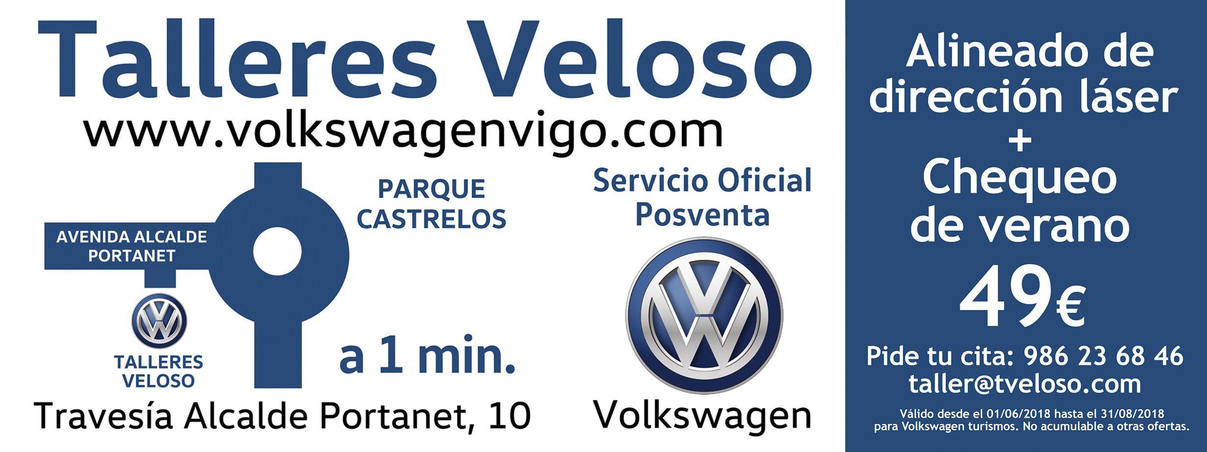 Oferta especial! Prepara tu coche para el verano