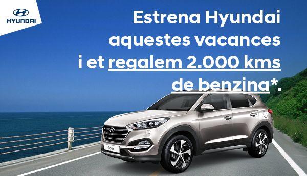 Estrena Hyundai éstas vacaciones