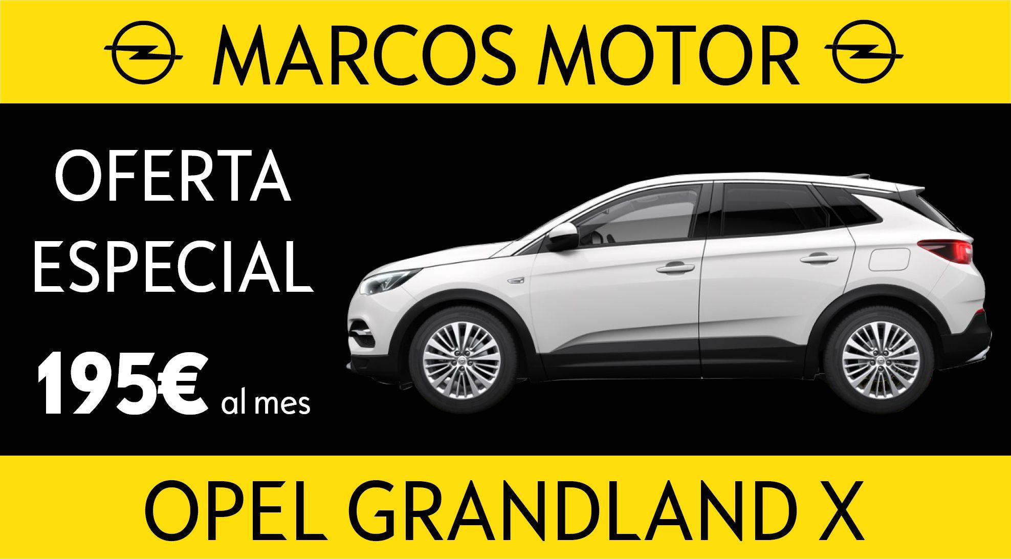 Opel Grandland X Offer € 195 per month