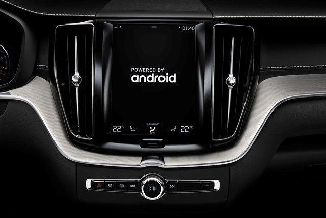 Volvo incorporará apps de Google en la siguiente generación