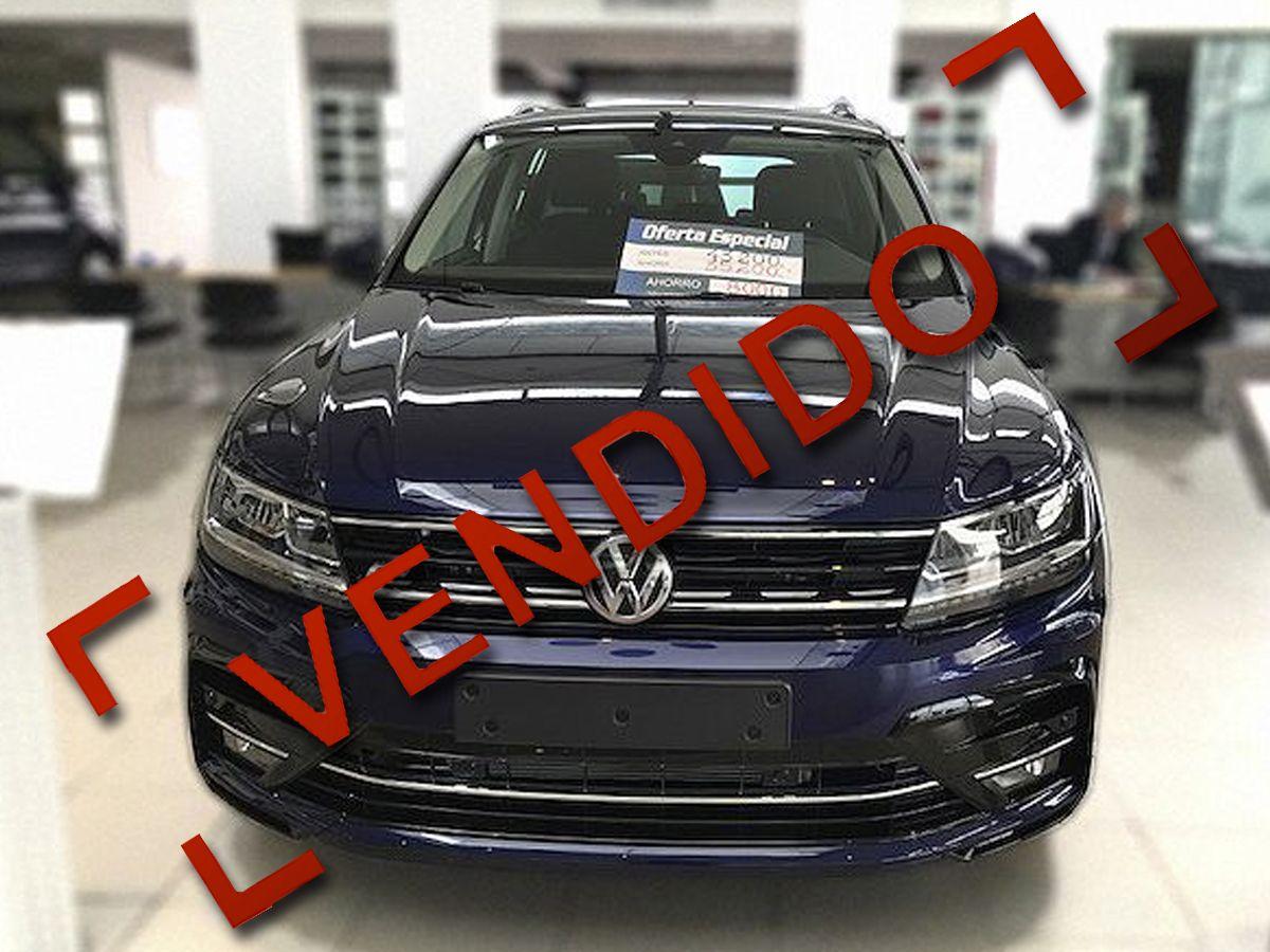 Seguimos con la venta especial stock en abril. Ahorra 8.000€ en tu Volkswagen Tiguan
