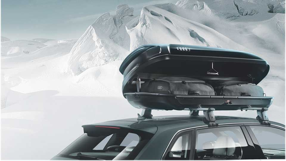 Baúl Portaequipajes Audi