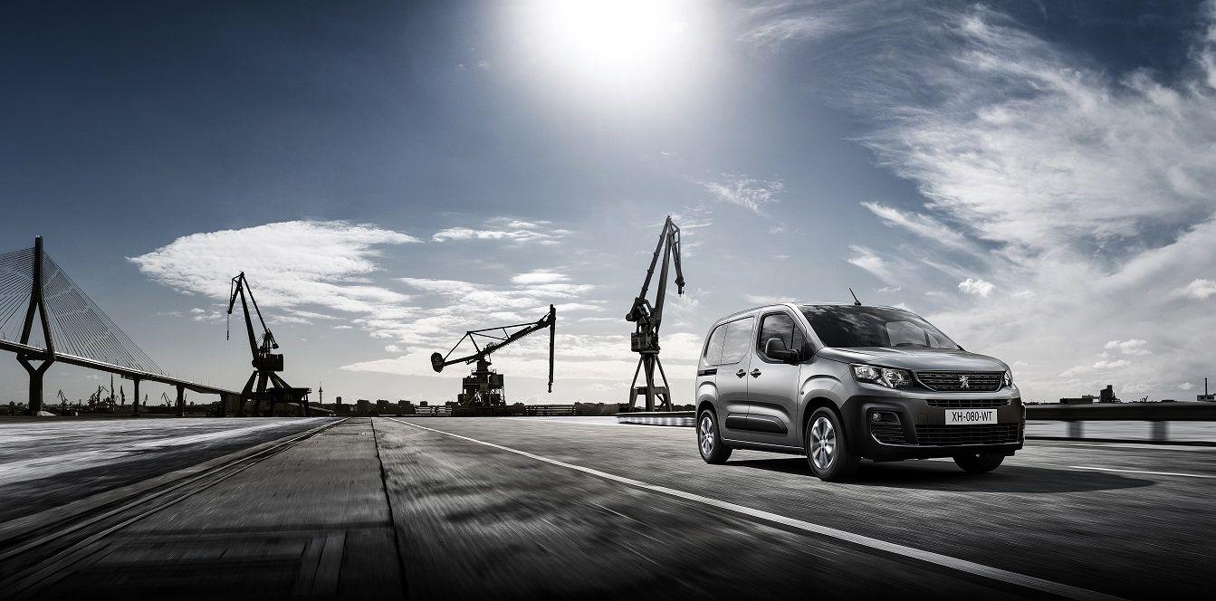 Nuevo Peugeot Partner: Controlar lo imposible
