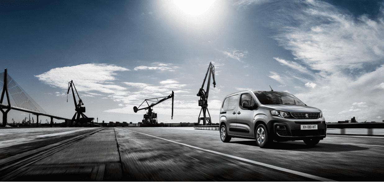 Nuevo Peugeot Partner - ¡Controlar lo imposible!