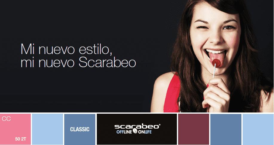 NUEVA SCARABEO 50 2T E4