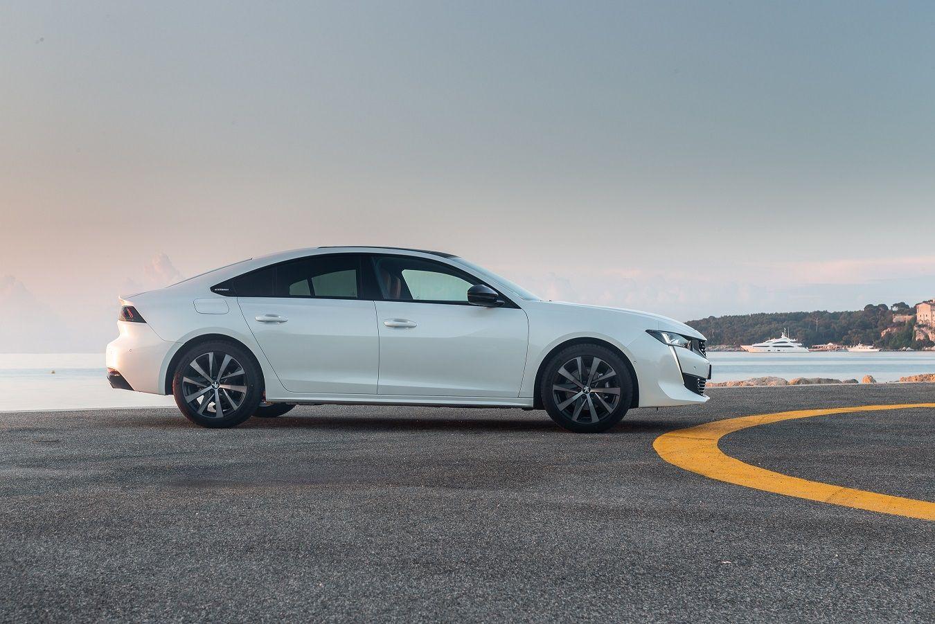 Aerodinámica, estética, habitabilidad: los secretos de la altura del Nuevo Peugeot 508
