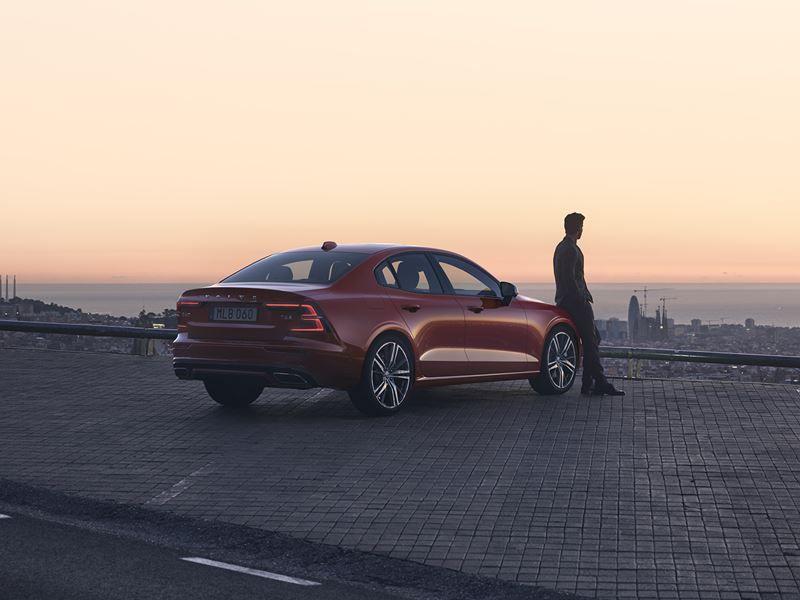 El Nuevo Volvo S60 2019 ya calienta motores
