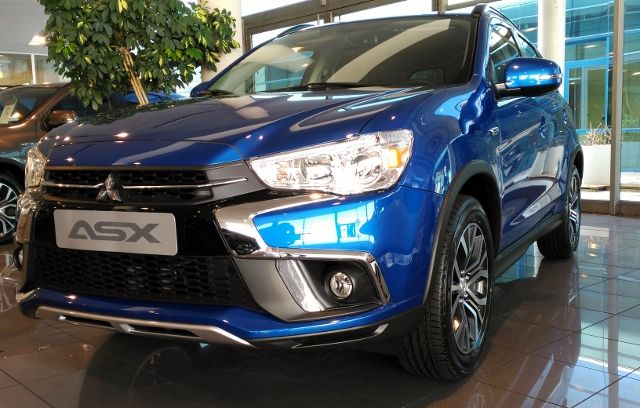 MITSUBISHI ASX 160 DID MOTION