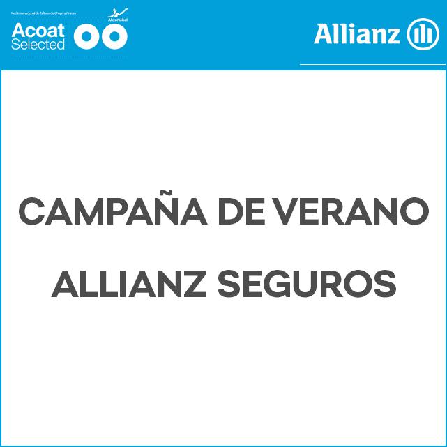 Campaña de Verano Allianz®Seguros